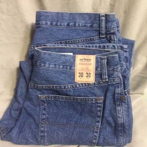 Men's jeans bundle NWT